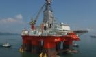 Several serious incidents have been recorded on Seadrill's West Mira platform in the last year.