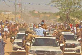 Breaking: Chad's president killed in rebel fight