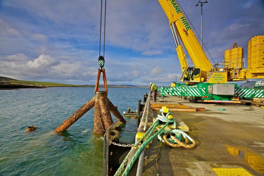 tidal decommissioning study