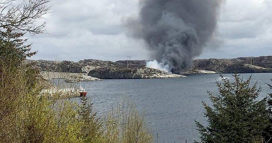 Norway helicopter crash