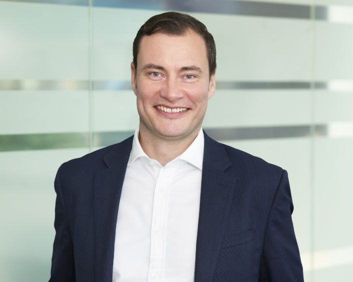 Jens Klit Thomsen, chief commercial officer of Maersk Decom