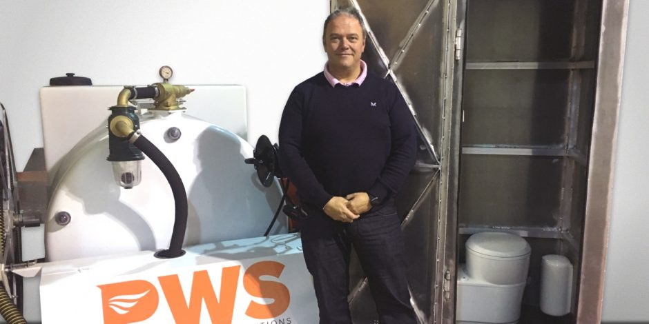 Dan Greeves, former MD and owner of Pegasus Welfare Solutions.