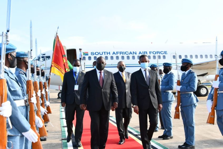 SADC is holding a meeting of heads of state in Maputo today to discuss how to respond to terrorism in northern Mozambique.