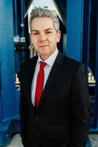 Fraser Moonie, CEO, Decom North Sea.