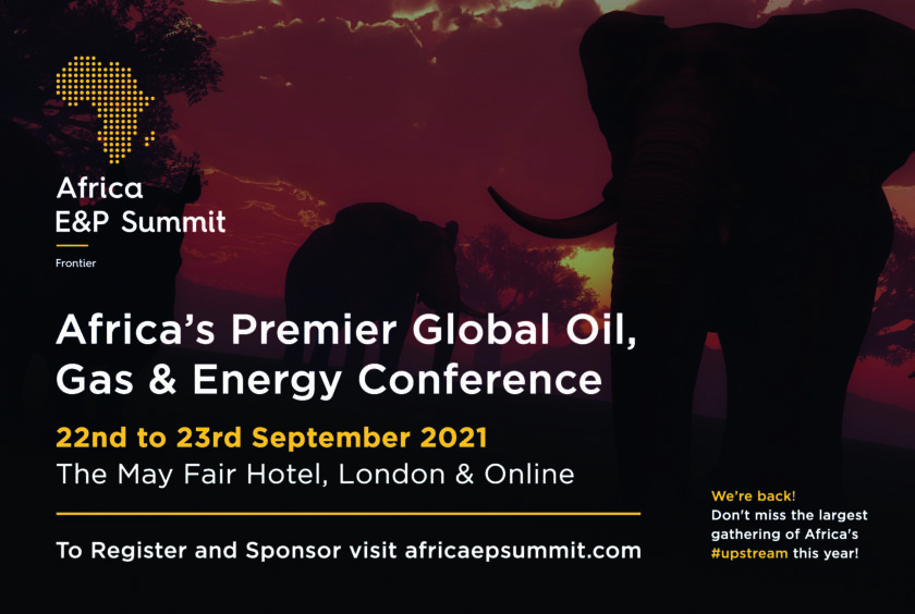 The Africa E&P Summit 2021 will take place as a hybrid event on the 22nd and 23rd September in London and online.