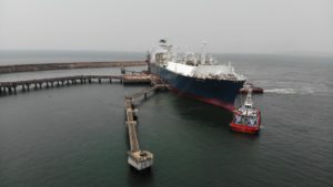 India gets first FSRU as LNG import capacity balloons