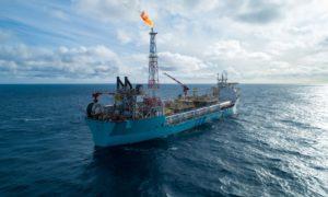 Hurricane Energy Bluewater