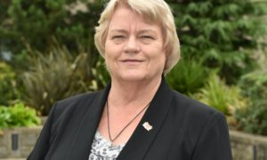 Jean Morrison, Chairwoman Aberdeen Renewable Energy Group (AREG).
