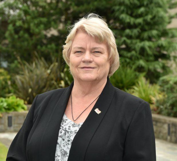 Jean Morrison, Chairwoman Aberdeen Renewable Energy Group (AREG).