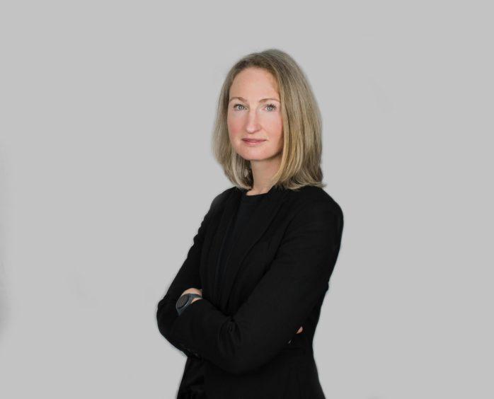 OGUK external relations director Jenny Stanning.