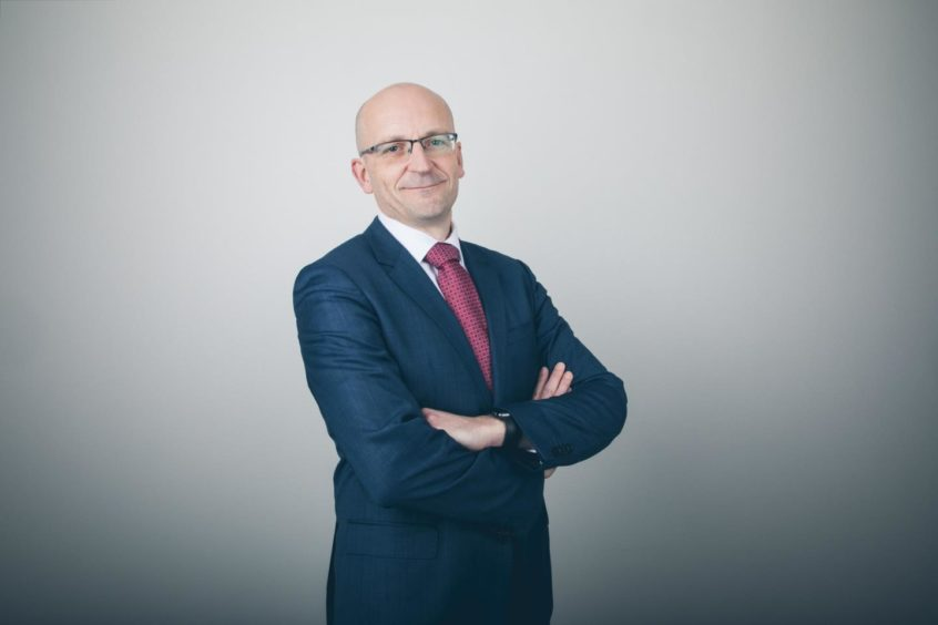 Jens Wolf, Vice President and General Manager of Europe, Enviva
