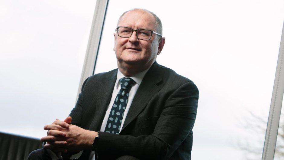 John McDonald, CEO of OPITO.