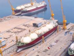 Majors queue up for Qatari LNG participation