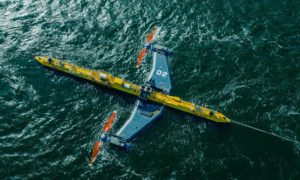 The O2 tidal energy turbine