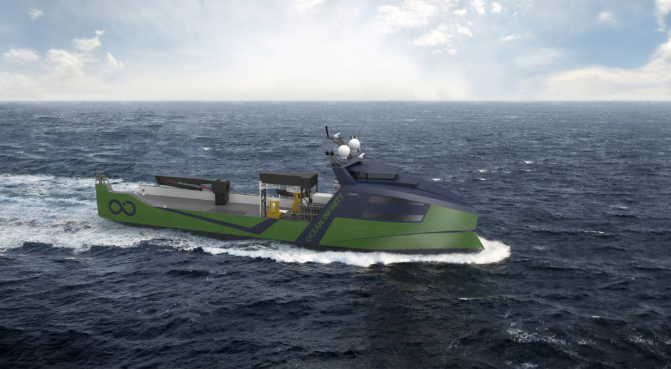 Ocean Infinity has teamed up with Gregg Drilling in a geotechnical JV, for work in offshore energy opportunities.