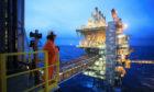 North Sea oil gender