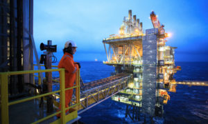 North Sea oil gender