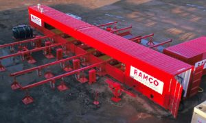 Ramco Senegal contract