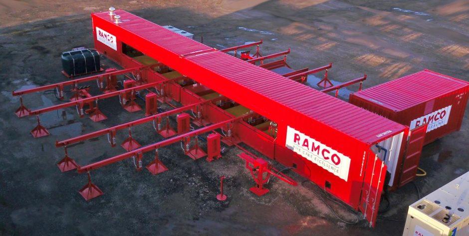 Ramco Senegal contract