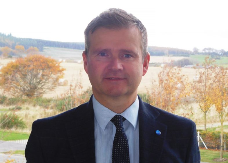 Simon Turner, ASCO UK Sales Manager - decommissioning and environmental services.