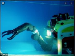 Scottish uni developing robots for bomb disposal and nuclear decommissioning
