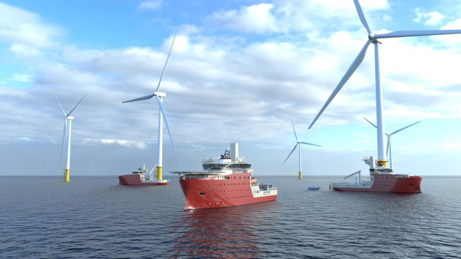 Vard's new-build vessels will work at Dogger Bank  under North Star's £270 million contract