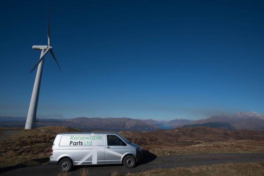 Renewable parts anniversary