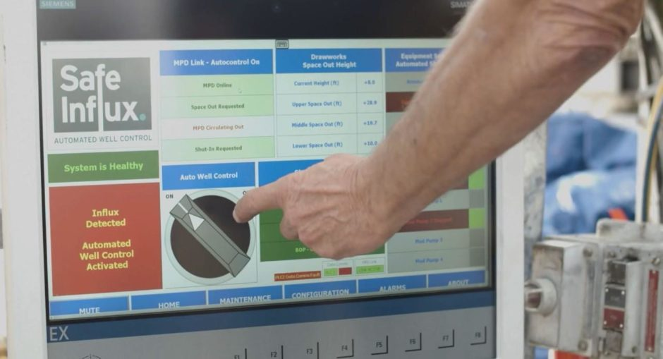 The trial of the technology follows Safe Influx forming a partnership with Weatherford last year.