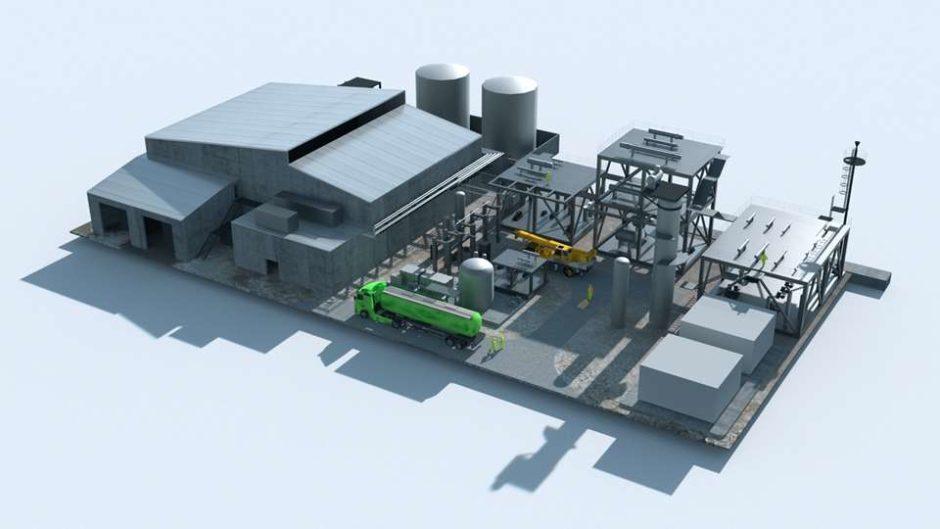 Aker Solutions e-fuel