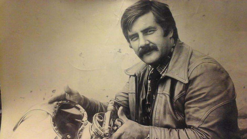 North Sea commercial diving legend Georges Arnoux died last month.