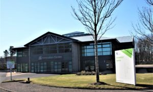 The Innovation Centre at Aberdeen Energy Park.