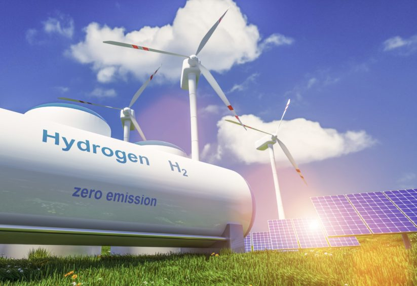 Hydrogen: billed as the future of clean energy