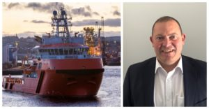 Sentinel Marine appoints former AAB partner as new CFO