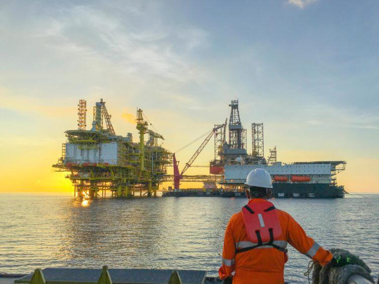 Oil revenues uk