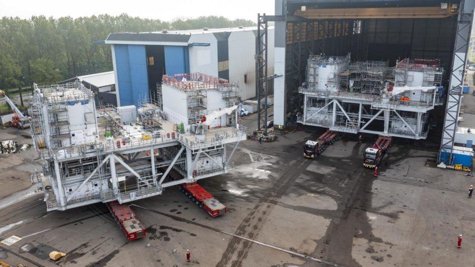 HSM Offshore offshore wind