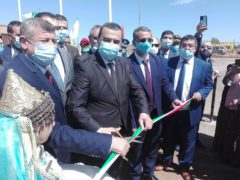 Algeria launches new Medgaz tie in