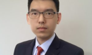 Aaron Tung is contending for the DNS rising star award