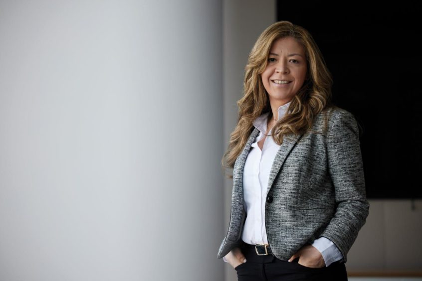 Andrea Guerra, VP Subsurface, Neptune Energy.