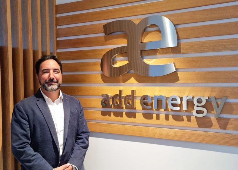 Executive Vice President at Add Energy, Eduardo Robaina.