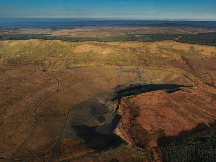 Scottish energy park
