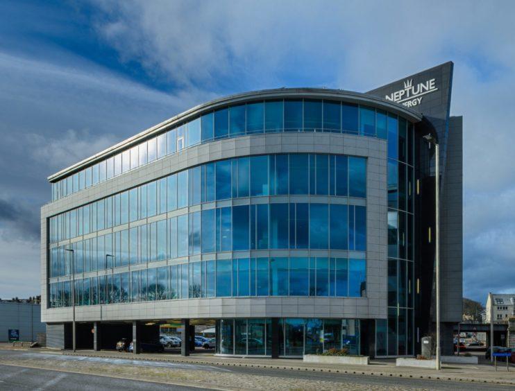 Neptune Energy, Aberdeen.