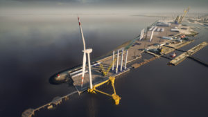 Forth Ports plots green port bid for Edinburgh, Grangemouth and Rosyth