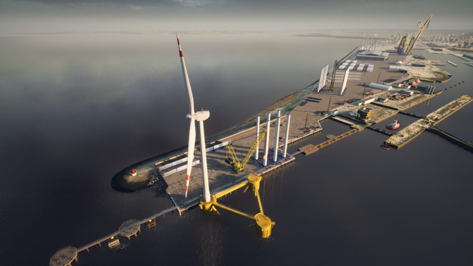 Renewable energy scotland jobs
