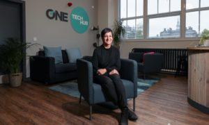 Jen Scott, Opportunity North East Digital Development Manager.