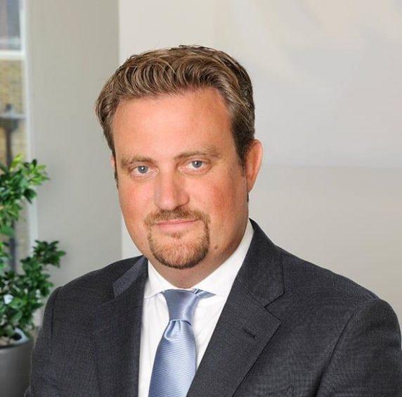 Peter Vucins, CEO of Global Energy Storage.