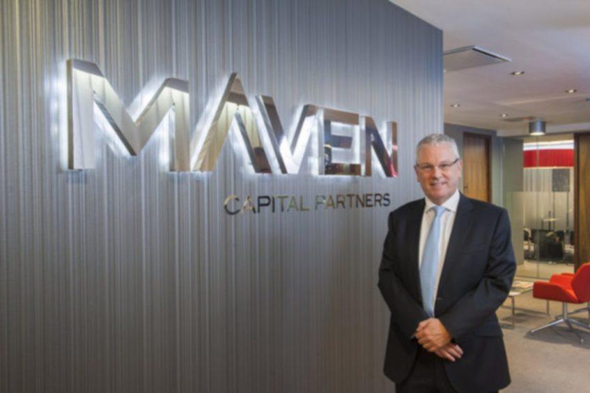 Bill Nixon, managing partner, Maven Capital Partners