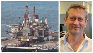 EnQuest boss joins board of Decom North Sea