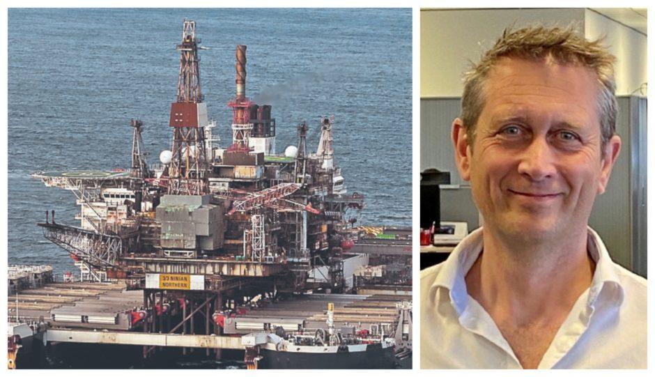 EnQuest Decom North Sea