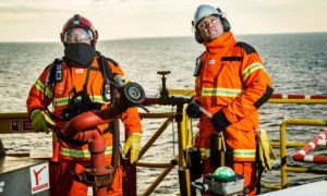 Draeger's Marine and Offshore division, based in Aberdeen, leads the company's relationship with Shell in the UK