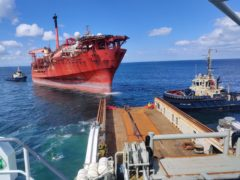 'Final farewell' as Banff FPSO arrives in Denmark for decommissioning